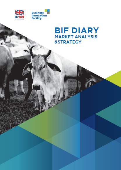 Market Analysis and Strategy - Dairy